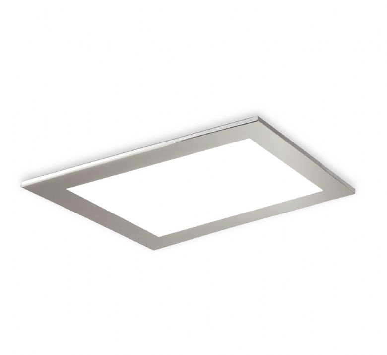 Tienda decoraci n l mparas plafones plaf n led atenea 75cm for Plafon led cocina rectangular